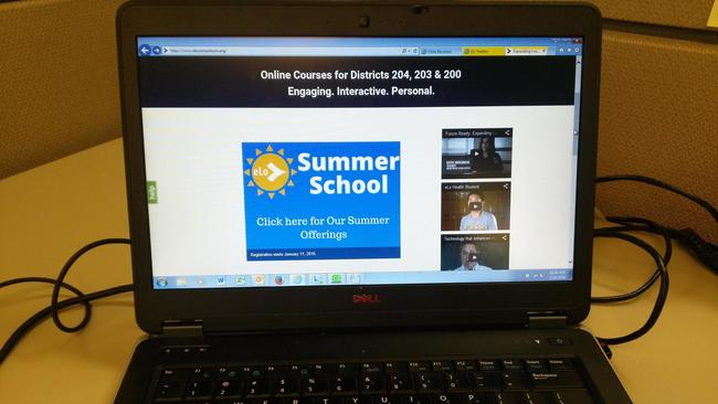 Naperville high schools providing online summer classes to 2,000 students
