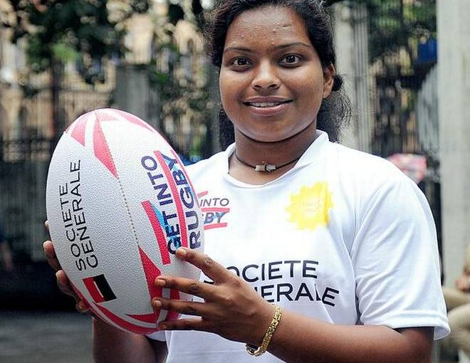 Hooked on rugby, Neelam eyes career in khaki