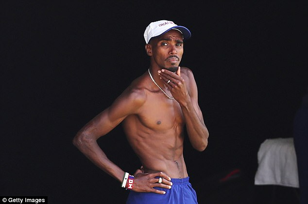Mo Farah determined to end track career on a high with gold in the World Championships 5,000m in London